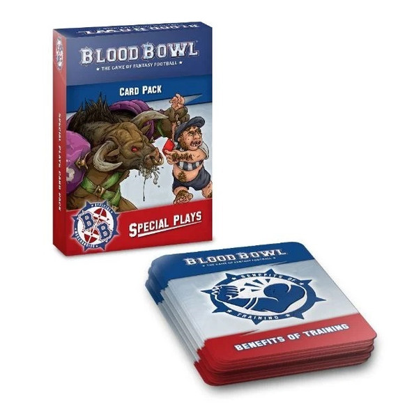 Blood Bowl Special Plays Card Pack (On Demand)