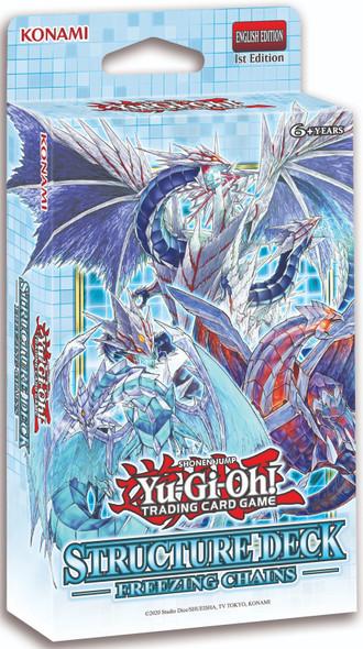 Yu-Gi-Oh! - Freezing Chains Structure Decks