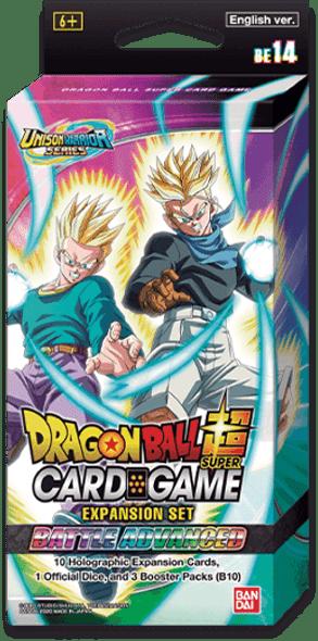 DRAGON BALL SUPER CARD GAME Expansion Set 14 -Battle Advanced- [DBS-BE14]