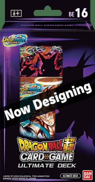 DRAGON BALL SUPER CARD GAME Expansion Set 15 -Battle Enhanced- [DBS-BE15]