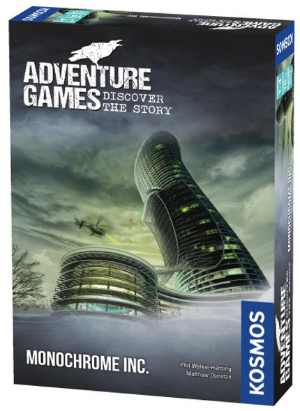 Adventure Games Monochrome Inc