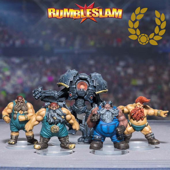 RUMBLESLAM - THE RUNIC THUNDER