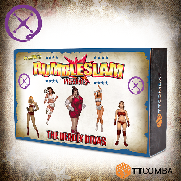 RUMBLESLAM - THE DEADLY DIVAS