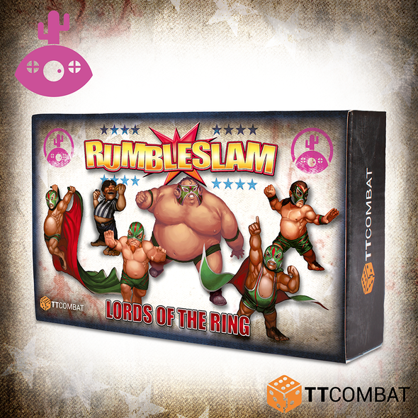 RUMBLESLAM - LORDS OF THE RING