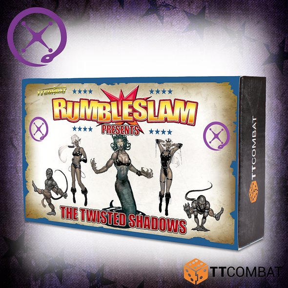 RUMBLESLAM - THE TWISTED SHADOWS