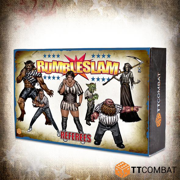 RUMBLESLAM - REFEREES