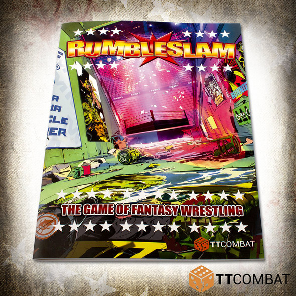 RUMBLESLAM 2nd Ed RULEBOOK