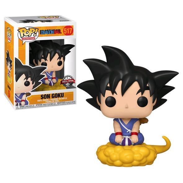 DragonBall Super - Son Goku Pop! Vinyl (517)