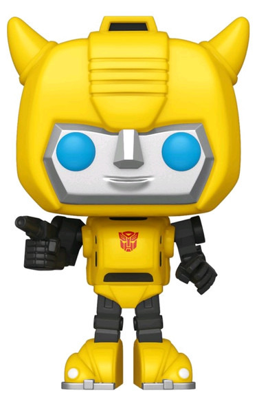 Transformers - Bumblebee Pop! Vinyl (23)