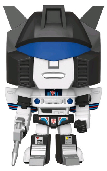 Transformers - Jazz Pop! Vinyl (25)