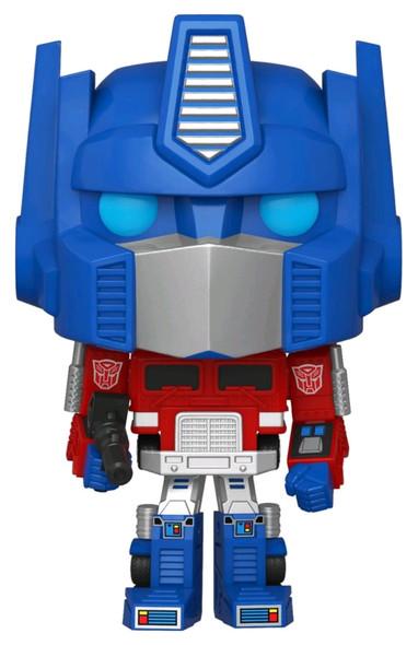 Transformers - Optimus Prime Pop! Vinyl (22)