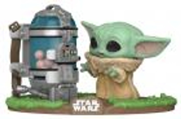 Star Wars - The Child with Egg Canister Bobble Head (407)