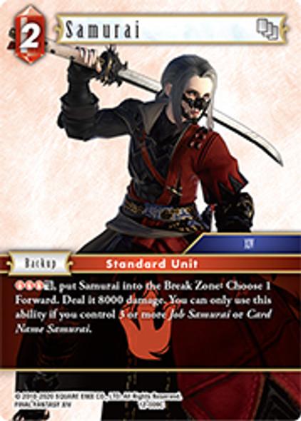 12-009C Samurai