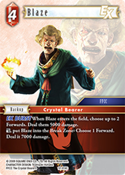 12-016C Blaze EX