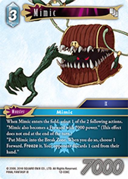 12-036C Mimic
