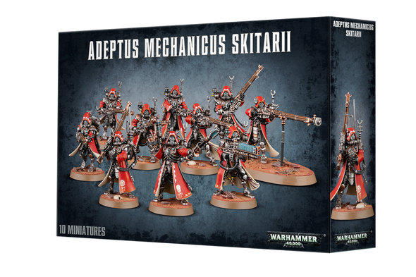 Adeptus Mechanicus Skitarii (On Demand)