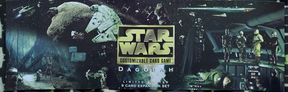 Star Wars Collector Poster: Dagobah (1997)