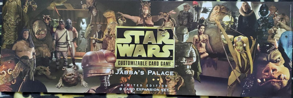 Star Wars Collector Poster: Jabba's Palace (1998)