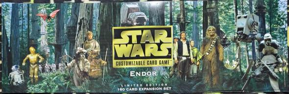Star Wars Collector Poster: Endor (1999)