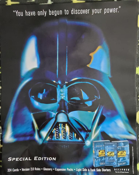 Star Wars Large Collector Poster: Special Edition (1998)