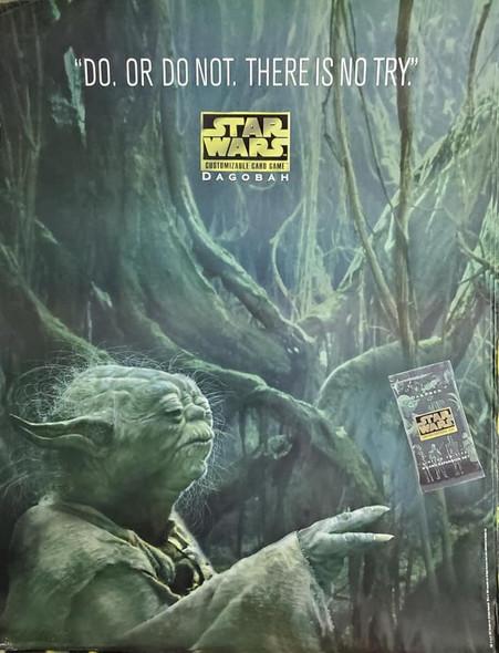Star Wars Large Collector Poster: Dagobah (1997)