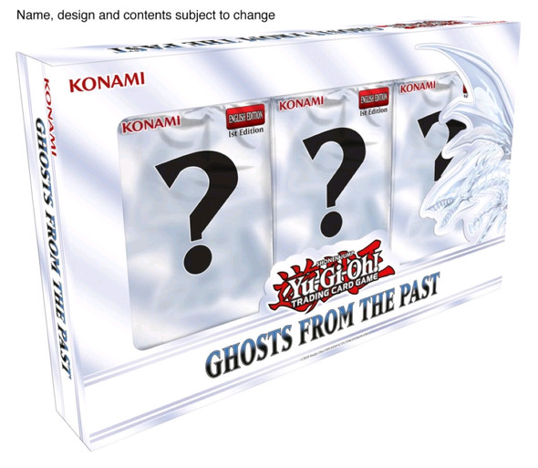 Yu-Gi-Oh! - Ghosts From The Past Boxed Set