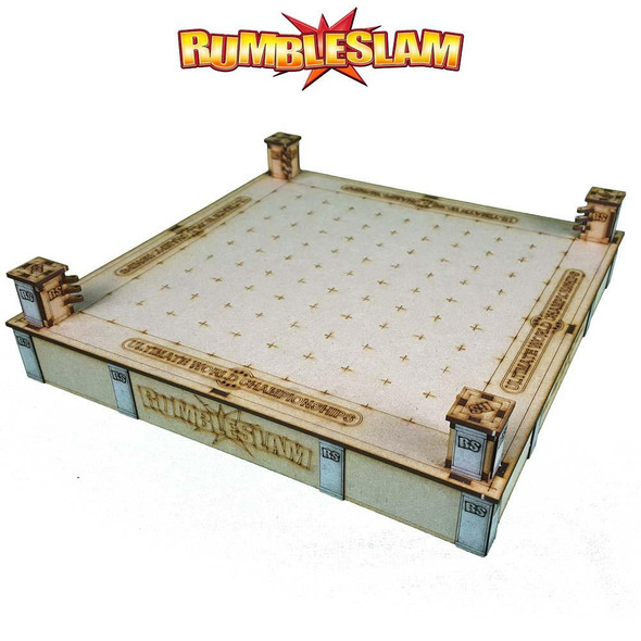 RUMBLESLAM Deluxe Ring