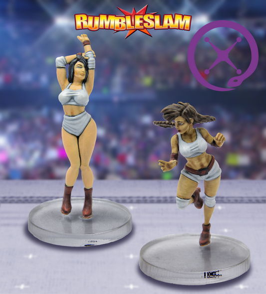 RUMBLESLAM High Flyer & Entertainer