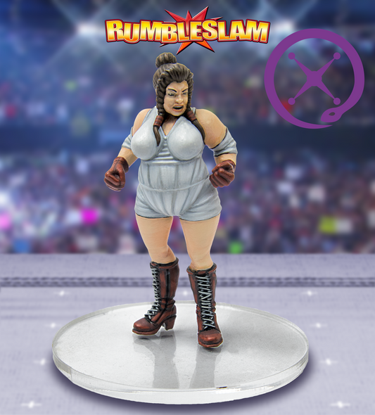 RUMBLESLAM Ogress