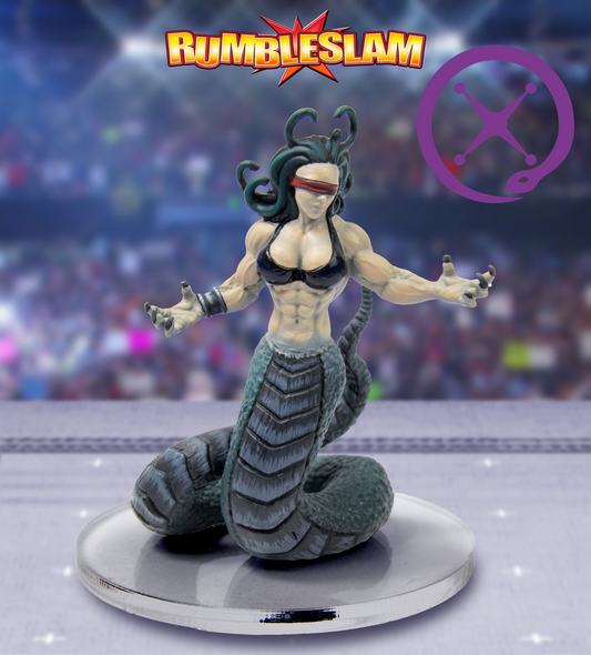 RUMBLESLAM Gorgon