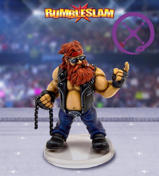 RUMBLESLAM Lord of Anarchy