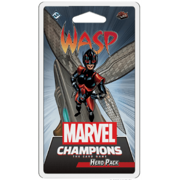 Copy of Marvel Champions LCG Wasp Hero Pack