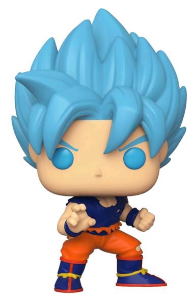 Dragon Ball Super - SSGSS Goku US Exclusive Pop! Vinyl (668)