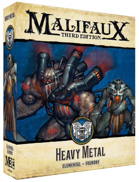 Arcanists: Heavy Metal (On Demand)