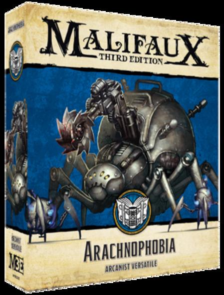 Arcanists: Arcanists: Arachnophobia (On Demand)