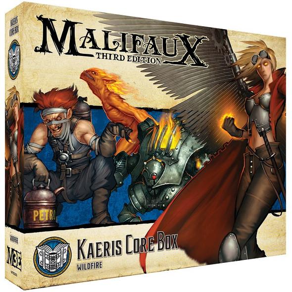 Arcanists: Kaeris Core Box (On Demand)