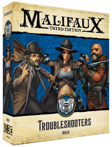 Arcanists: Troubleshooters (On Demand)