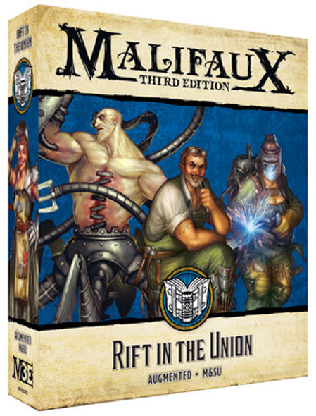 Arcanists: Rift in the Union (On Demand)