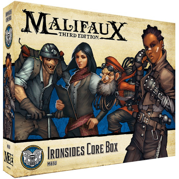 Arcanists: Ironsides Core Box (On Demand)