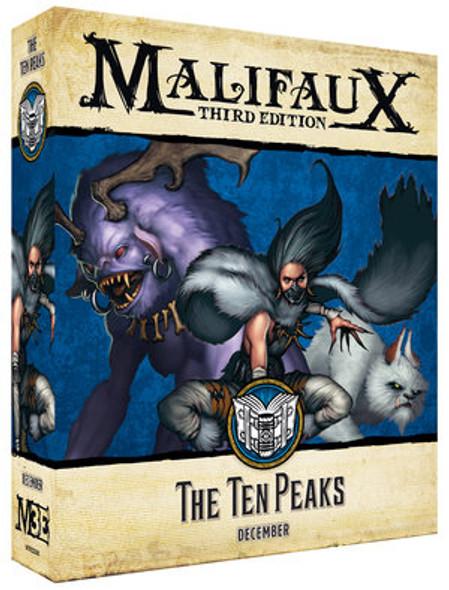 Arcanists: The Ten Peaks (On Demand)