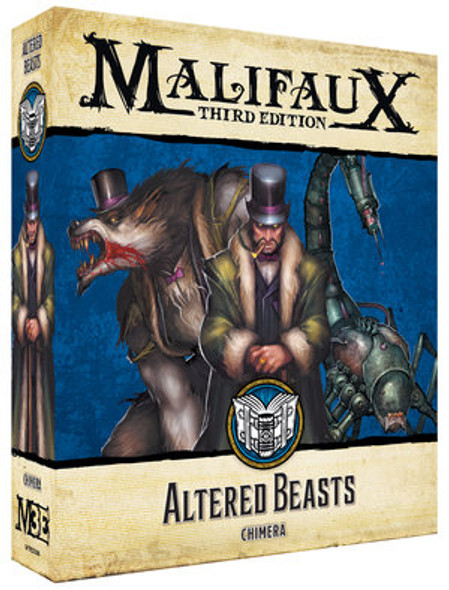 Arcanists: Altered Beasts (On Demand)