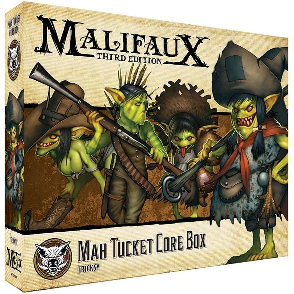 Bayou: Mah Tucket Core Box (On Demand)
