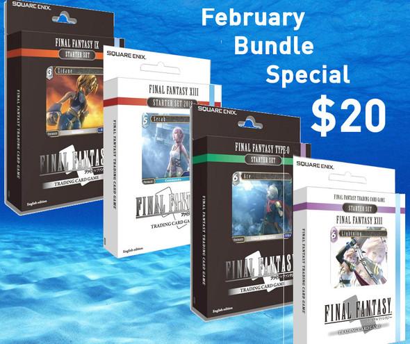 Final Fantasy - Starter Deck March Special #1