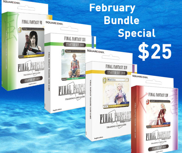 Final Fantasy - Starter Deck February Special #2