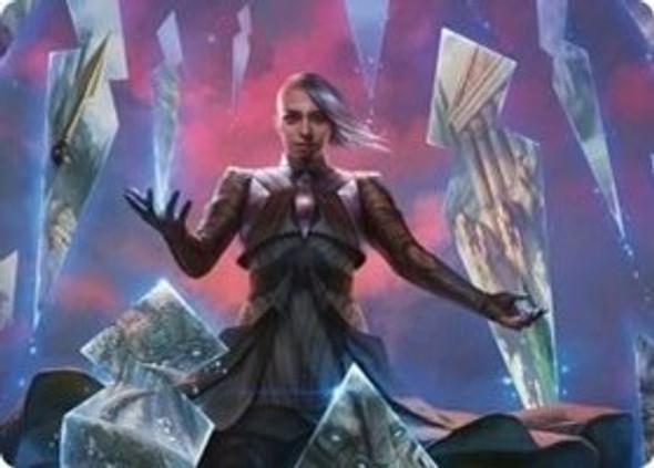 Behold the Multiverse Art Card [KHM Art Card 10]