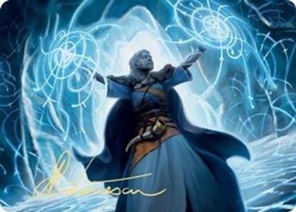 Frost Augur Art Card [KHM Art Card 14]