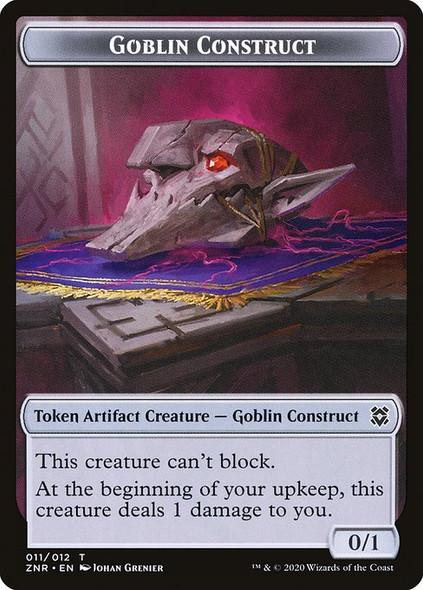 Goblin Construct Token [ZEN - 11 - T]