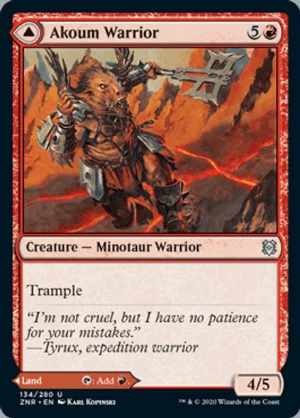 Akoum Warrior [ZEN - 134 - U]