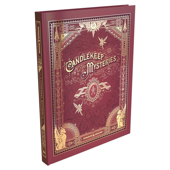 D&D Candlekeep Mysteries Hobby Store Exclusive