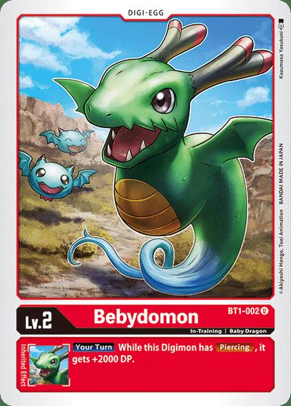 BT1-002 Babydmon  ( Uncommon)